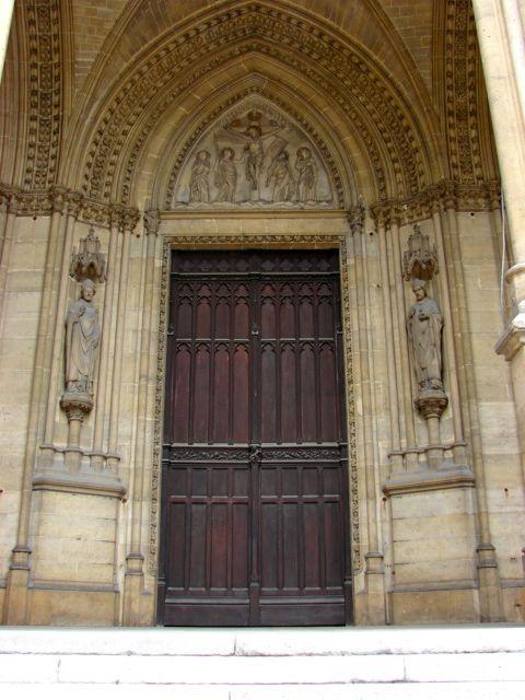 Quelques portes de Paris