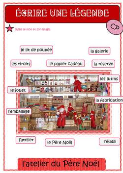 Vocabulaire de Noël