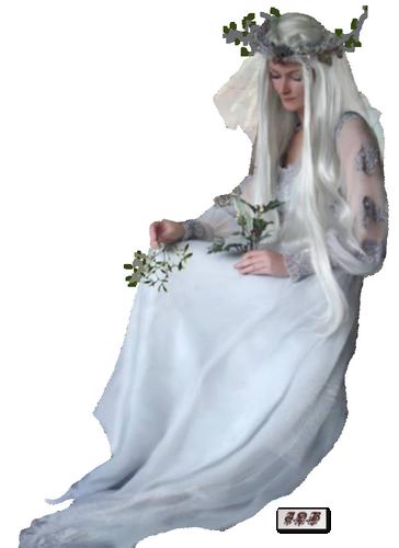 Tube femmes féeriques