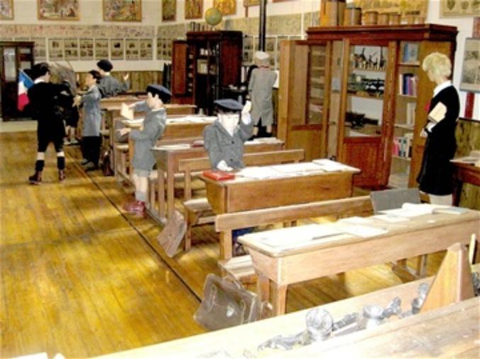 Musée école d'autrefois
