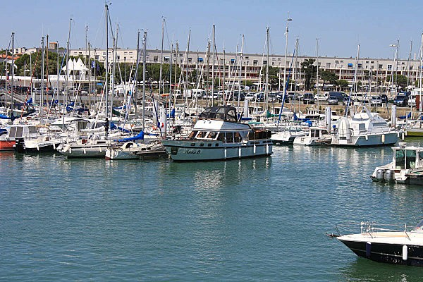 port de plaisance Royan -2-