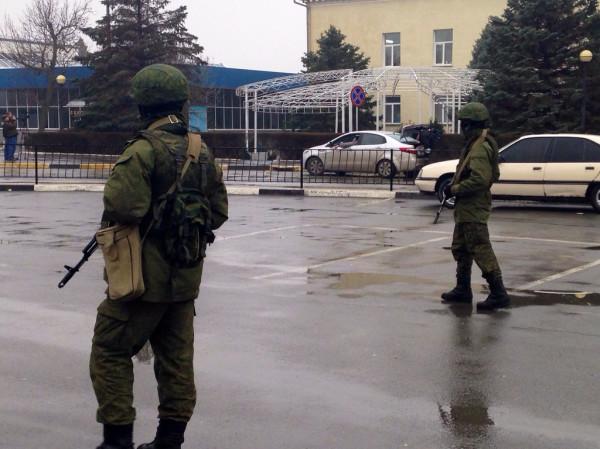 Les forces russe se préparent pour entre en Ukraine