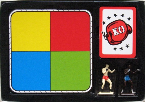 KO le jeu de la boxe