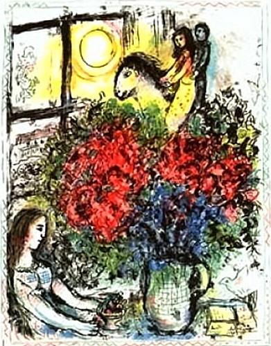 Marc-Chagall-La-Chevauchee--1979-