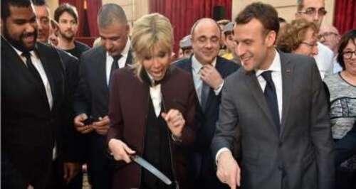Macron veut faire entrer la baguette de pain au patrimoine mondial de l'humanité
