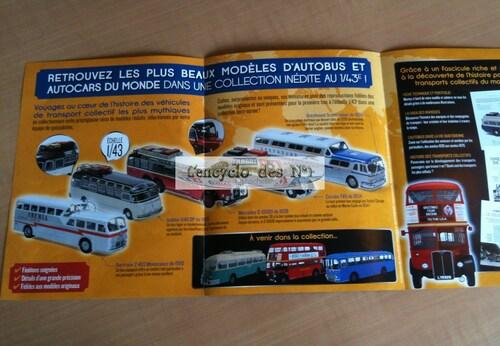 N° 1 Autobus et autocars du monde