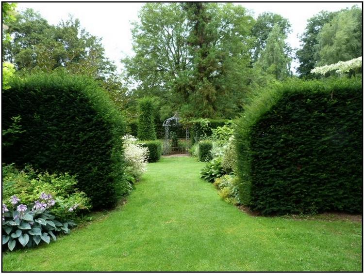 Le jardin du Pays d' Auge a Cambremer
