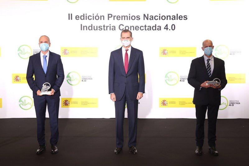 Premios Nacionales Industria Conectada 4.0