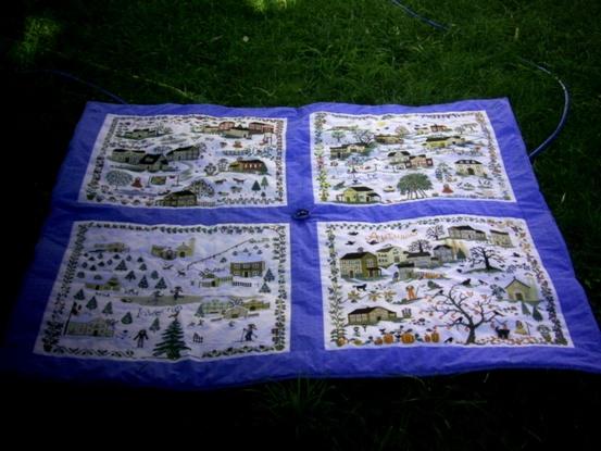 Villages d'enfance, les 4 saisons, LE FINAL