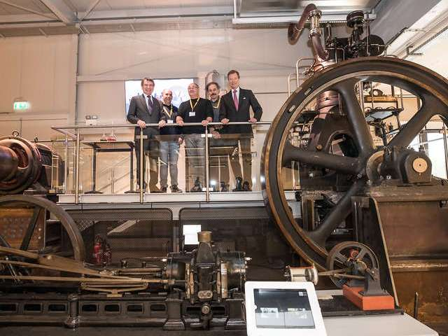 Visite du Luxembourg Science Center