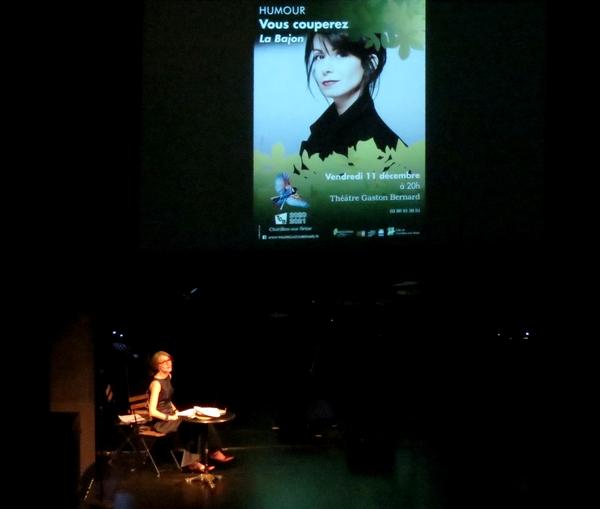 La nouvelle très belle saison théâtrale au Théâtre Gaston Bernard a été présentée au public Châtillonnais