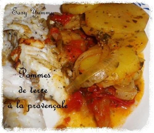 pommes de terre provencales