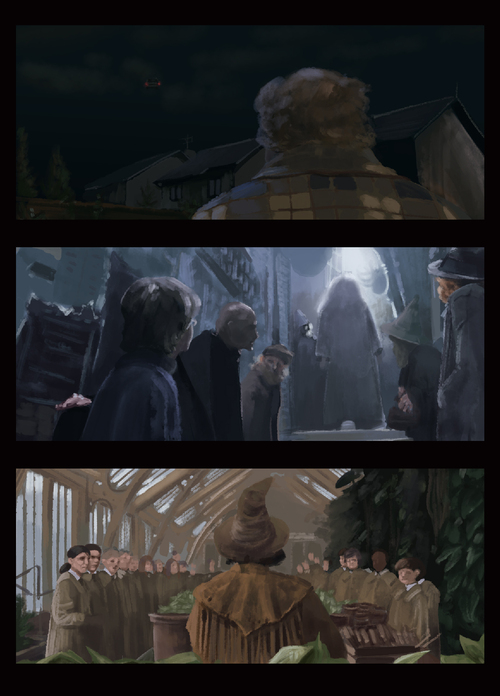 Movie Shots - Harry Potter 2 #1