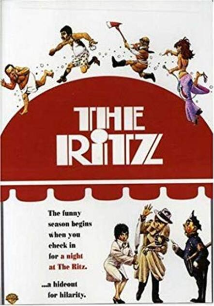 112 - Liberated Man - 1976 - Film The Ritz