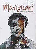 Modigliani, Prince de la bohème, Seksik (scénario) et Le Henanff (dessin)