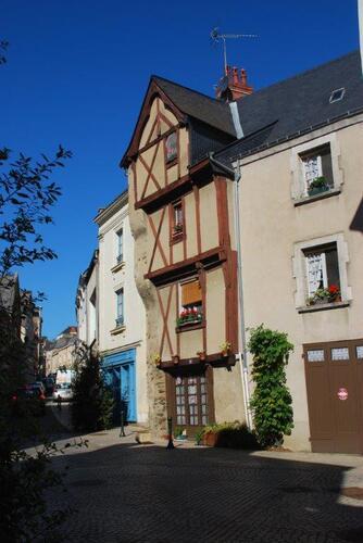 Toujours à Château Gontier