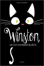 Winston tome 1- Un chat en mission secrète