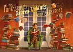Les fantastiques livres volants de Morris Lessmore, Wiliam JOYCE