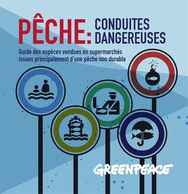 Guide des espèces issues de pêche non-durable