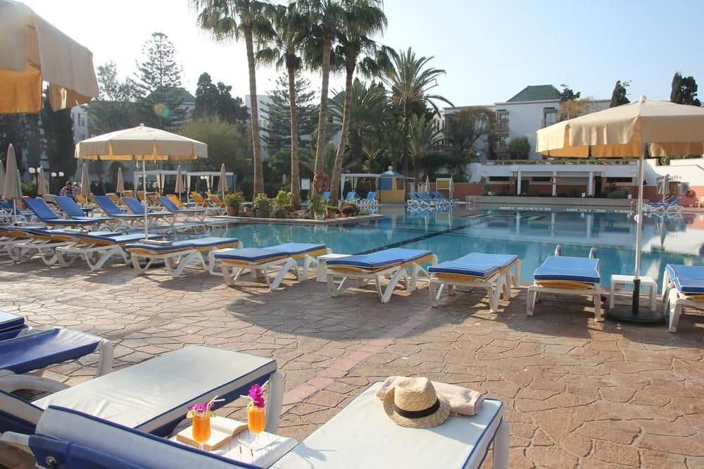 lti-Agadir Beach Club, Agadir, Piscine