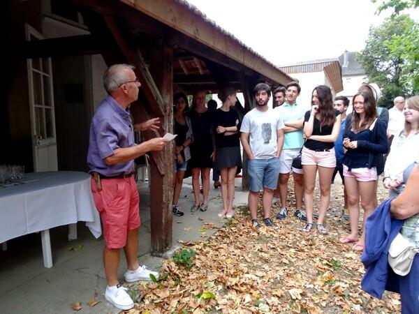 Accueil de jeunes étrangers par le Lion's Club Châtillonnais
