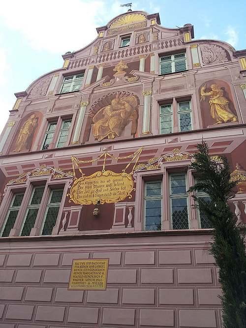 Hôtel de ville de Mulhouse
