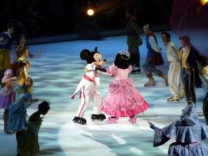 dance ballet disney ice skating
