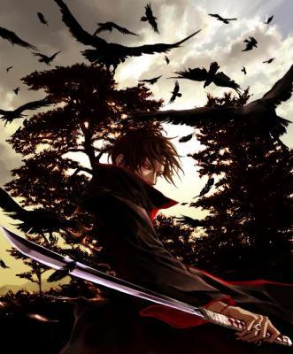 Hinata et Sasuke