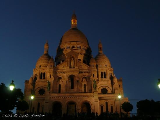 2008 Sacré Coeur Nuit