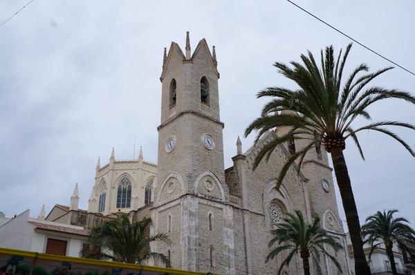 Fira i Porrat de Sant Antoni 2014 à Benissa (3): Bénédiction des animaux