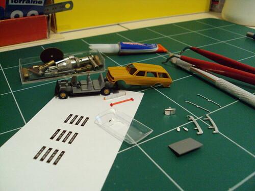 Amélioration & Détaillage de véhicules routiers