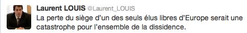 """LAURENT LOUIS 2012: Assistés, au boulot!. LOLO 2013: """"Assistés, financez ma campagne pour 2014""""!"""