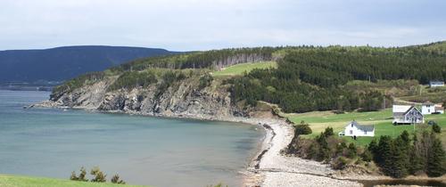 Nova Scotia - Cap Breton - Cabot trail