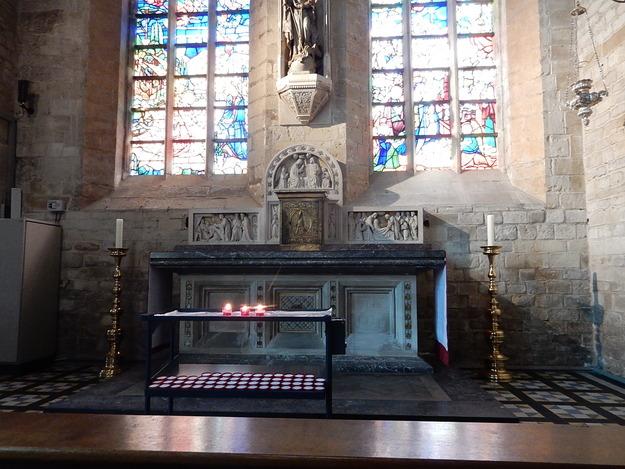 Eglise de l'Abbaye de la Cambre