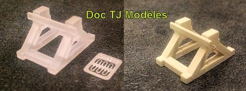 TJ Modèles - Des heurtoirs en béton