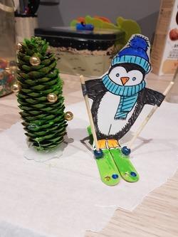 Noël 2020: des ptits bricolages sans beaucoup de matériel