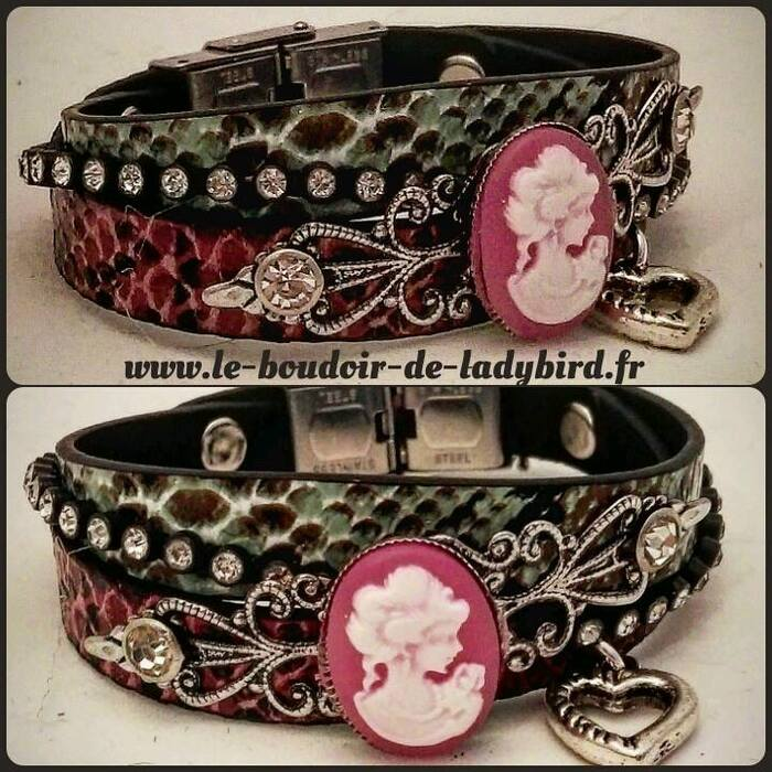 Le Boudoir de Ladybird, créatrice
