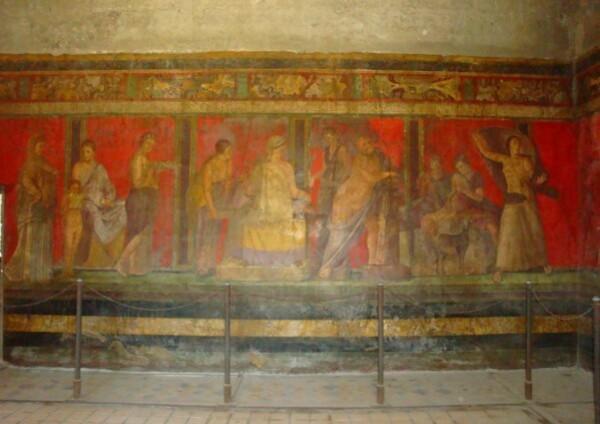 Pompei, la Villa des Mystères 3