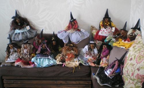 les Bruixes de l'hiver dernier...
