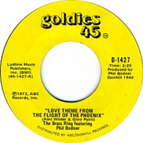 BRASS RING - Love Theme from the Flight of the Phoenix.(Orchestres Pop)