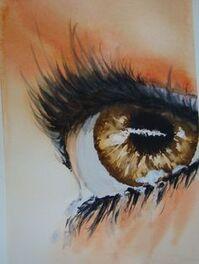poème #1 - les yeux