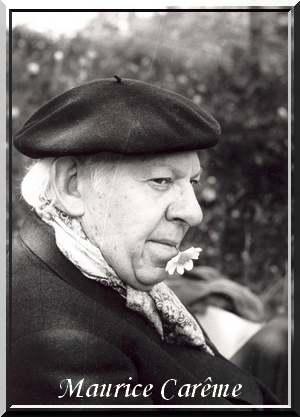 """"""" Le Brouillard """" poème de Maurice Carême"""