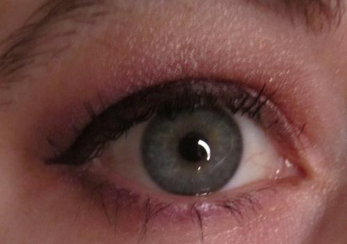 Un petit make up violet et revue nouvelle palette MUA