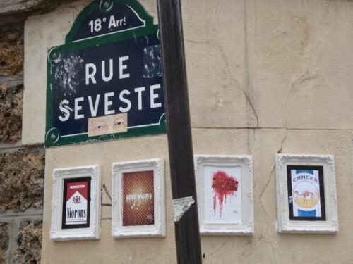 Kaï Aspire Camel Coca-cola street-art cadres 2