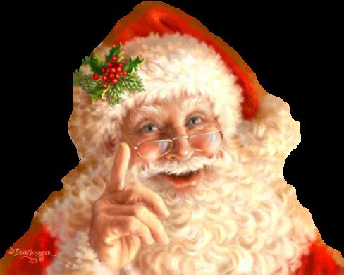 Lettre au Père Noël