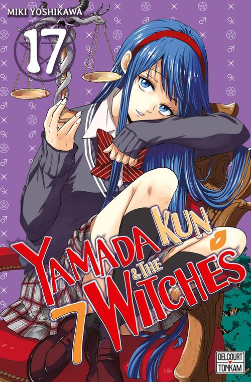 Yamada-kun & the 7 witches - Tome 17 - Miki Yoshikawa