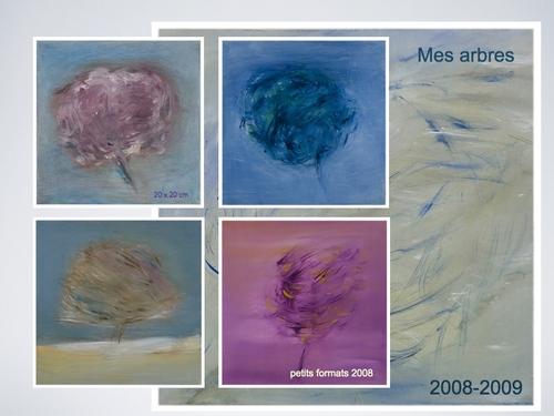 08 - Petits formats 20 x 20 cm, avant 2016