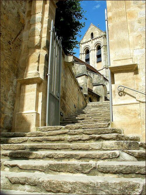 Escalier .....