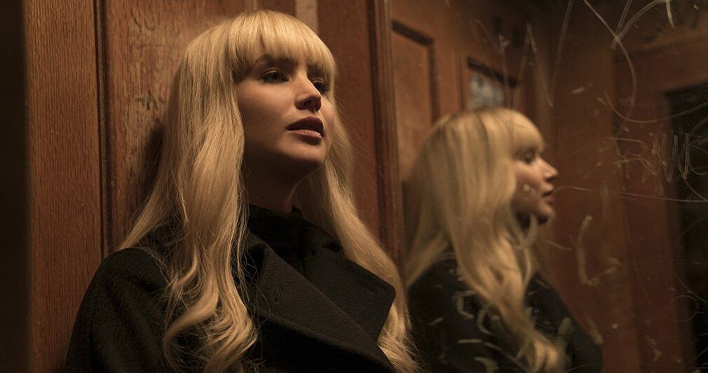 [Test 4K Ultra HD] Red Sparrow