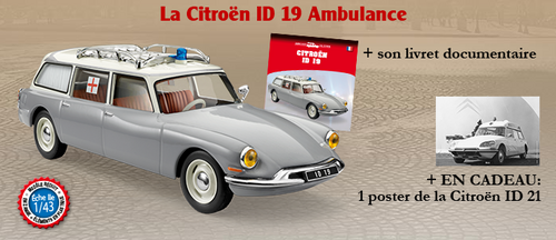 Ambulances Collection - Lancement VPC